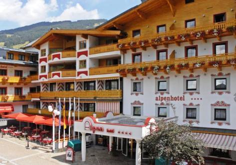 Hotel 4* Alpin Saalbach-Hinterglemm Austria