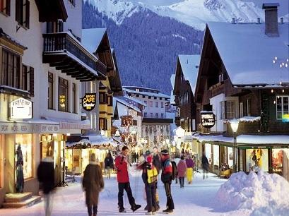 Hotel 4* Tyrol St. Anton am Arlberg Austria
