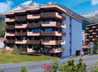 Hotel 3* Club Davos Elvetia