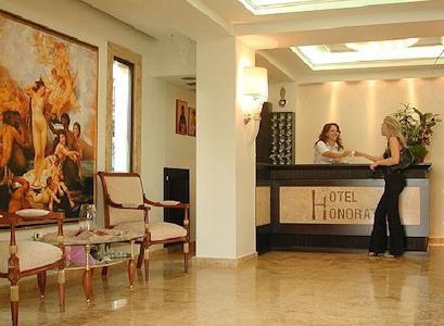 Hotel 3* Honorata Paralia Katerini Grecia