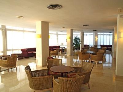 Hotel 4* Tres Torres Santa Eularia Spania