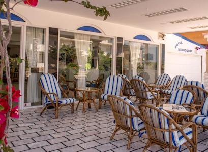 Hotel 3* Melbourne Paralia Katerini Grecia