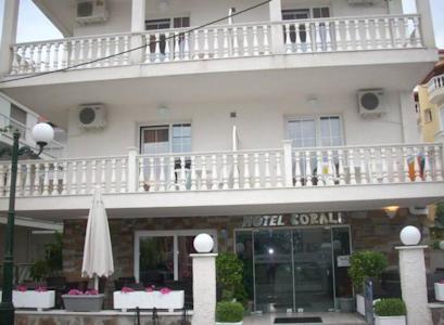 Hotel 2* Korali Paralia Katerini Grecia