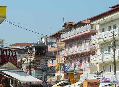 Hotel 2* Lito Paralia Katerini Grecia