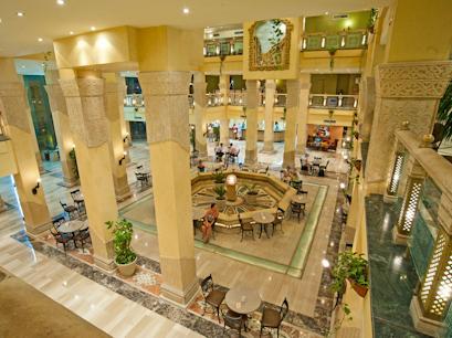 Hotel 4* Sunny Days El Palacio  Hurghada Egipt