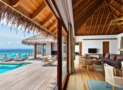 Resort 5* Dusit Thani Maldives Atolul Baa Maldive