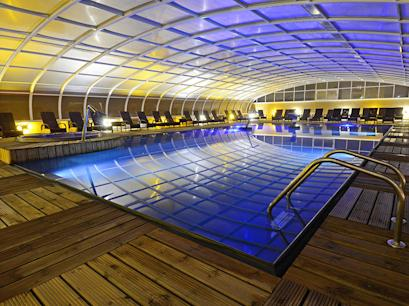 Hotel 3*+ Cristal Vieira Praia Marinha Grande Portugalia