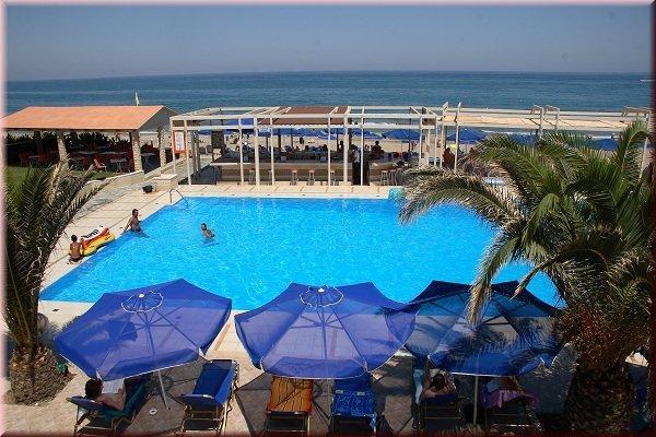 Hotel 3* Adele Beach Adelianos Kampos Grecia