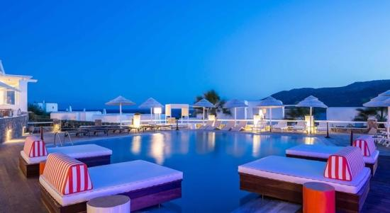 Hotel 4* Arhipelagos Kalo Livadi Grecia