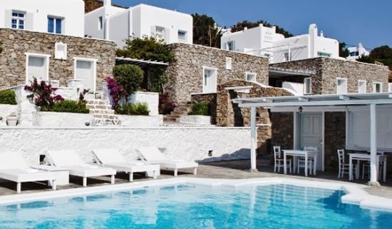 Hotel 4* Pietra e Mare Kalo Livadi Grecia