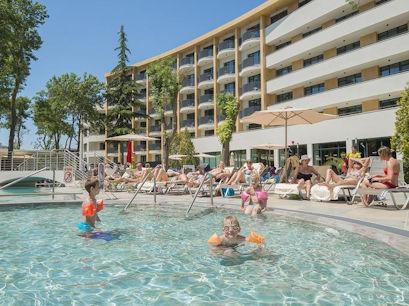 Hotel 4* HVD Bor Sunny Beach Bulgaria