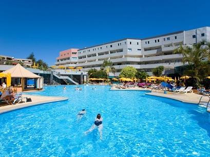 Hotel 4* Turquesa Playa Puerto de la Cruz Spania