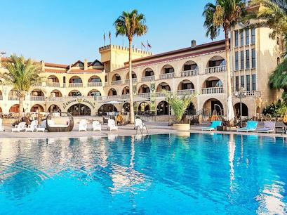 Hotel 4* Le Chateau Lambousa  Lapithos Cipru