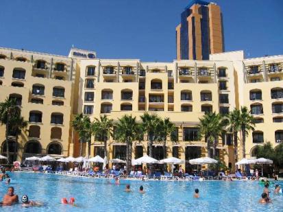 Hotel 5* Hilton St. Julian's Malta