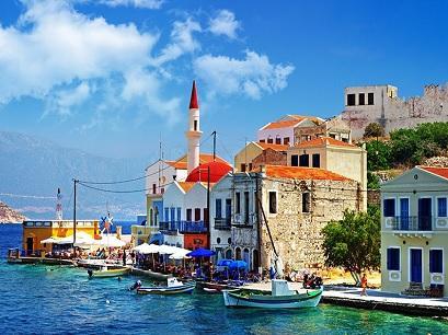 Grecia - Pelerinaj la Sf.Nectarie (autocar)