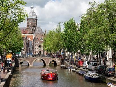 Belgia - Olanda si Marele Ducat Luxemburg (avion)