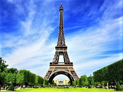 Paris - Orasul romantic (avion)