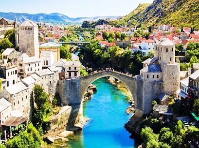 Serbia - Muntenegru - Croatia - Slovenia (autocar)