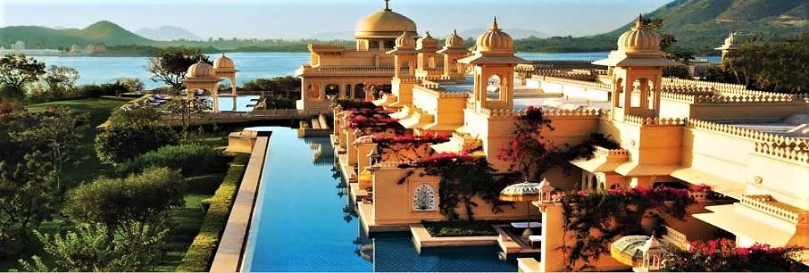 India - Nestematele Triunghiului de Aur(avion)