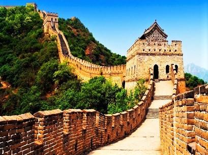 China - Casa Imparatului si Venetia Orientului (avion)