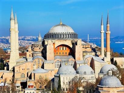 Istanbul - Vacanta de Paste (avion)