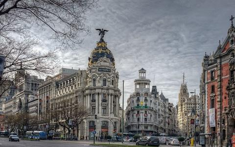 vacanta in Madrid