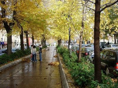 vacanta in Aranjuez