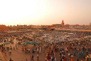 vacanta in Marrakech