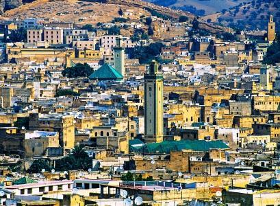 vacanta in Fez