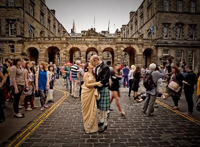 vacanta in Edinburgh