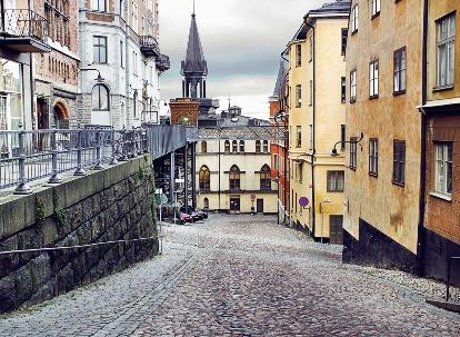 vacanta in Stockholm