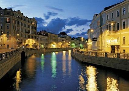 vacanta in Sankt Petersburg