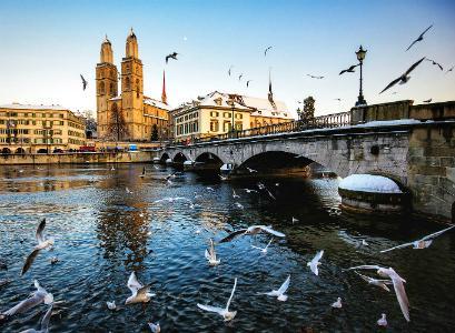 vacanta in Zurich