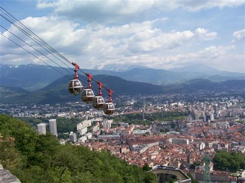 vacanta in Grenoble