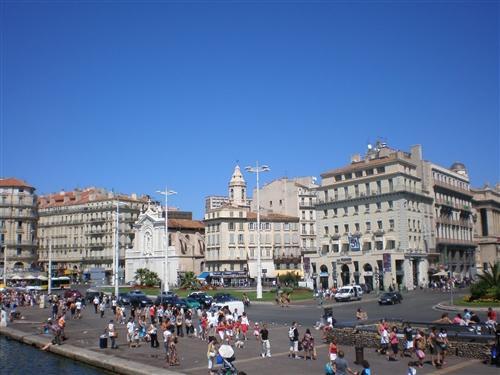 vacanta in Marsilia