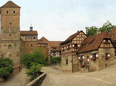 vacanta in Nurnberg