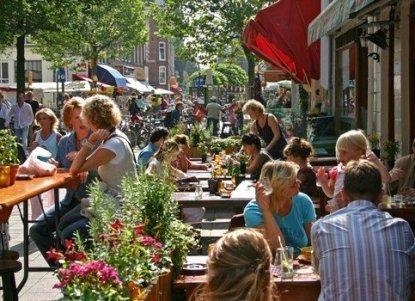 vacanta in Amsterdam