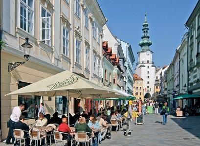 vacanta in Bratislava