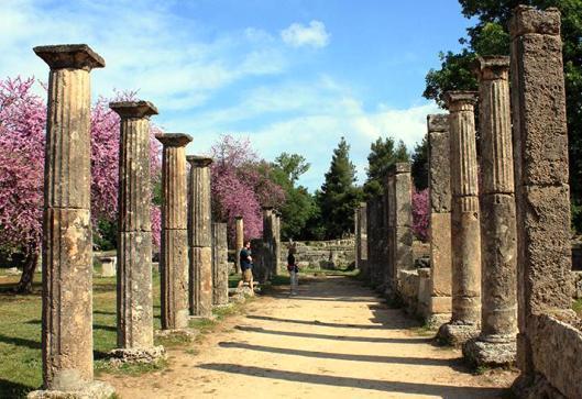 vacanta in Olympia