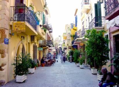 vacanta in Corfu Town (Kirkira)