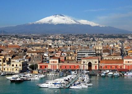 vacanta in Catania