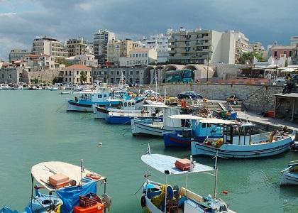vacanta in Heraklion