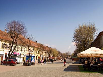 vacanta in Bistrita