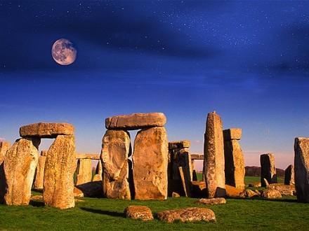 vacanta in Stonehenge
