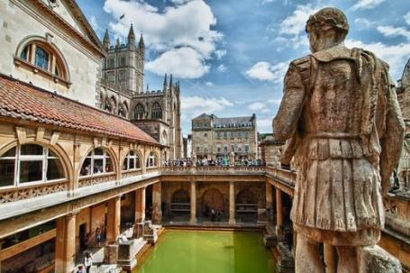 vacanta in Bath