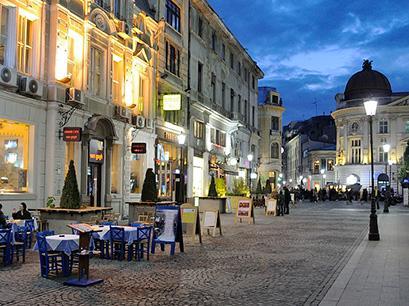 vacanta in Bucuresti