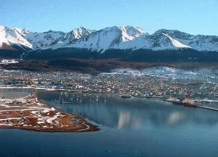 vacanta in Ushuaia