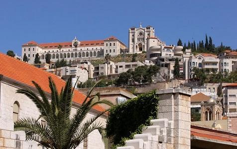vacanta in Nazareth