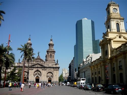 vacanta in Santiago de Chile