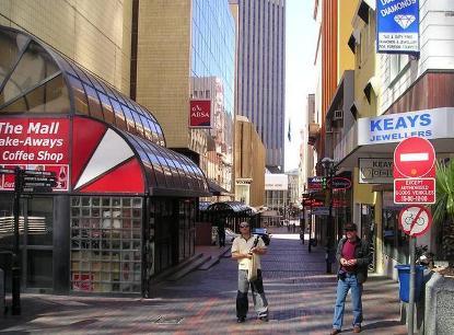 vacanta in Cape Town